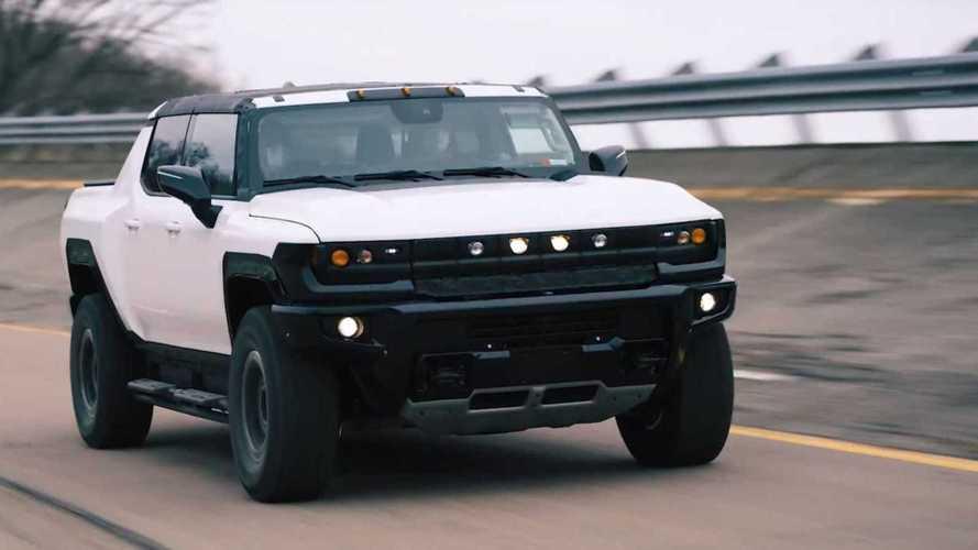 Hummer EV soll mit neuen Batterien 1.000 km Reichweite kriegen