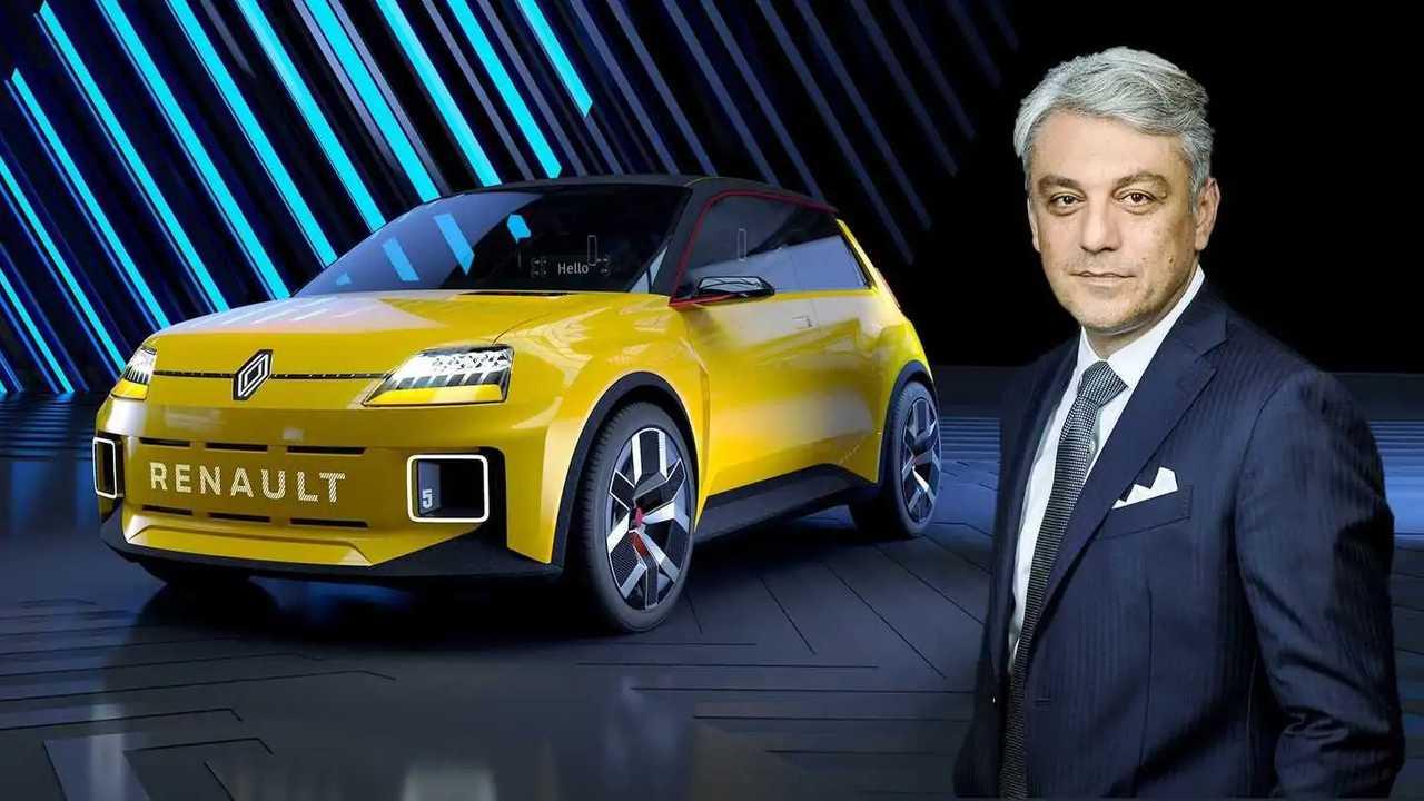 Renault-Chef Luca de Meo prüft die Einführung eines Batterietausch-Systems