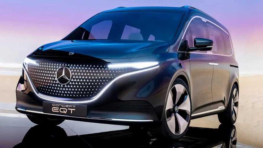 Mercedes-Benz ecco la EQT, un Concept ne anticipa l'essenza