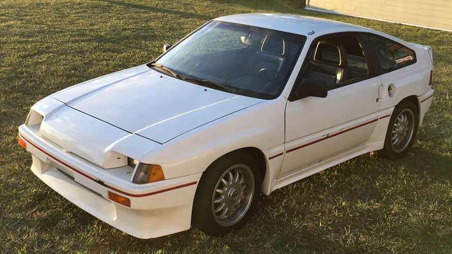 Crazy Twin-Engine 1984 Honda CRX Is Unique, Fast, And For Sale