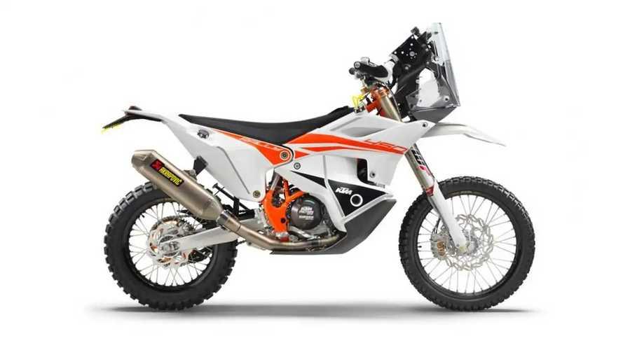 2022 KTM 450 Rally Replica