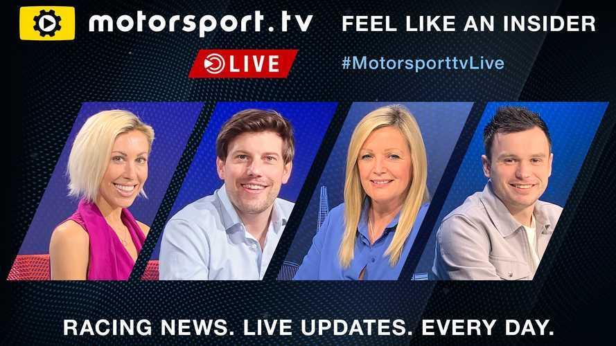Motorsport.tv Live'ın sunucuları belli oldu!