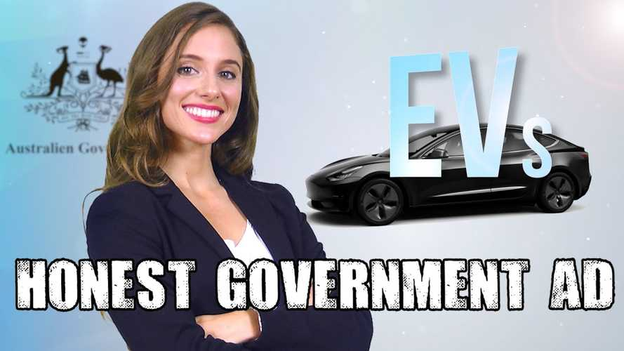 NSFW: Honest Ad Makes Fun Of How Australia Handles EVs