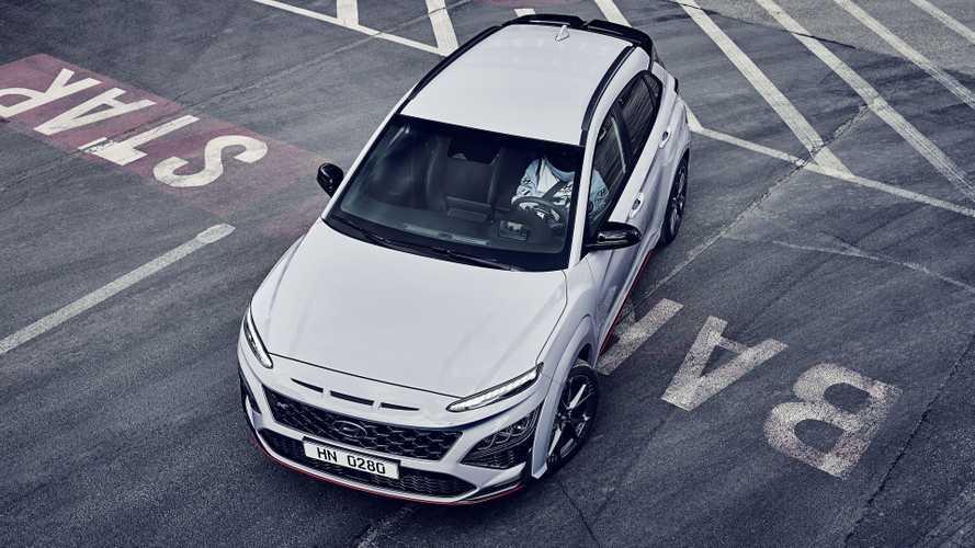 Hyundai Kona N, il SUV piccolo si è fatto cattivo