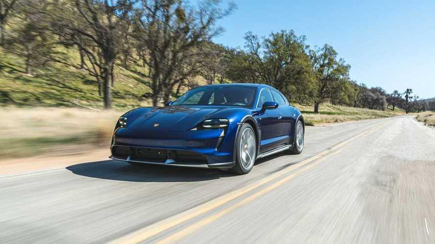 Porsche, ABD'de bulunan birçok Taycan modellerini geri çağıracak!