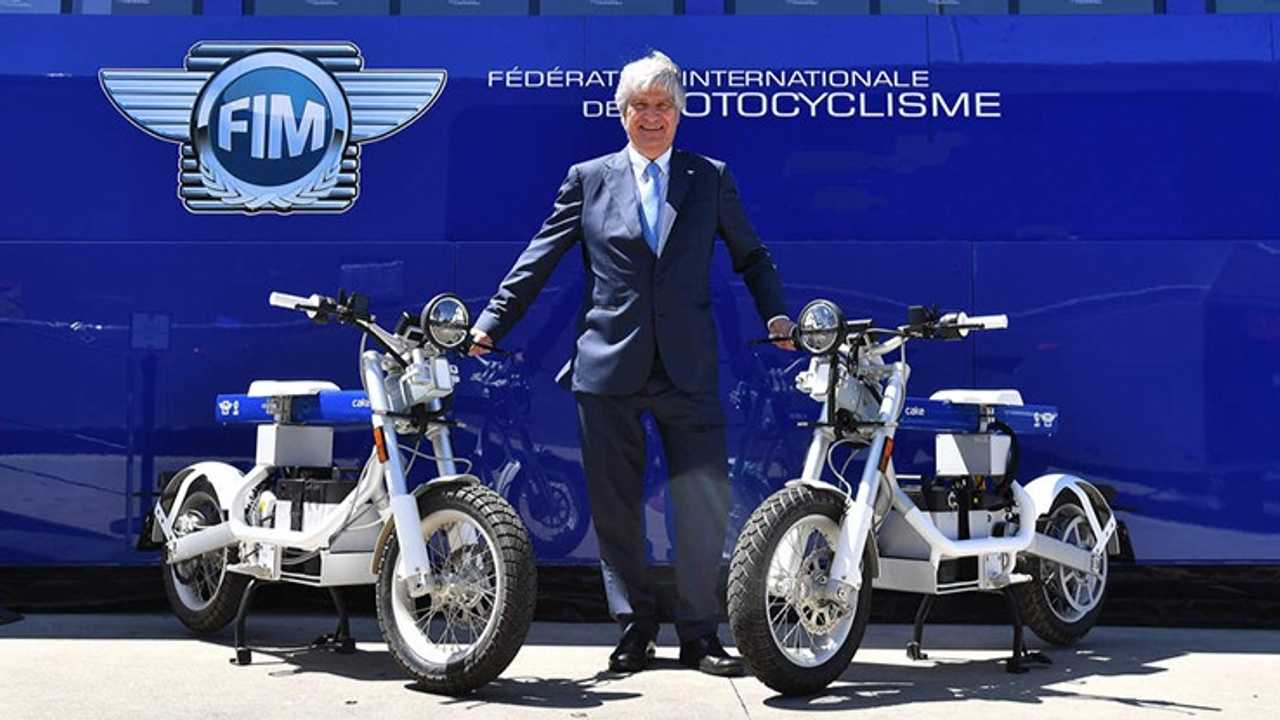 CAKE And FIM Join Forces For More Sustainable Race Management