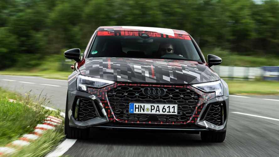 Audi RS 3 (2021) - 400 ch et un mode drift !