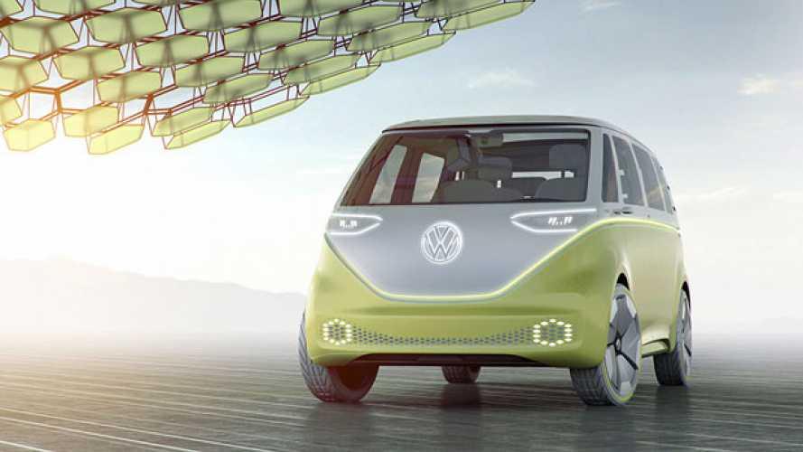 Volkswagen al NAIAS col Bulli del futuro