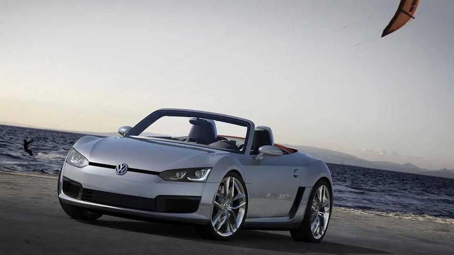 Volkswagen BlueSport, la concept car che fece tremare la MX-5