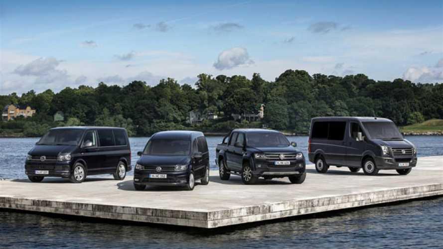 Volkswagen, van da record in Italia