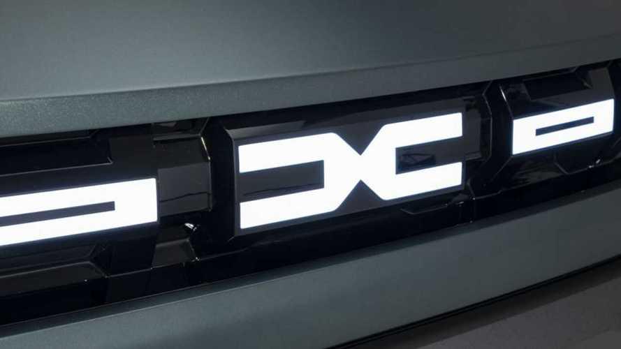 """Dacia spiega il significato del suo nuovo logo """"verde"""""""