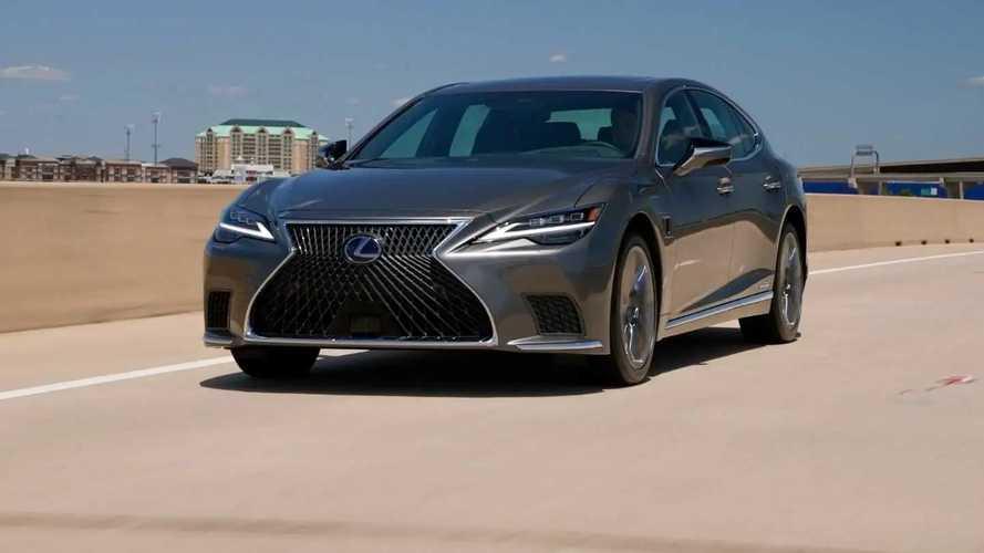 Lexus Teammate Advanced Drive Feature