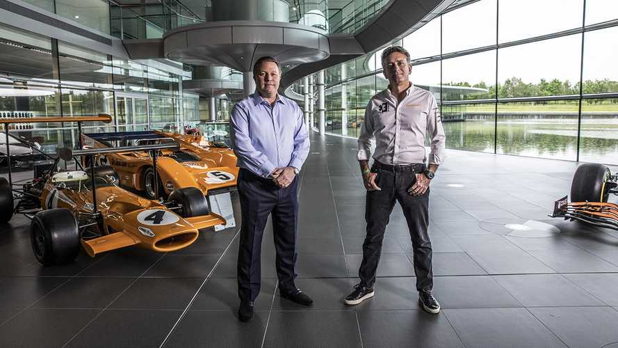 McLaren commits to Extreme E entry in 2022