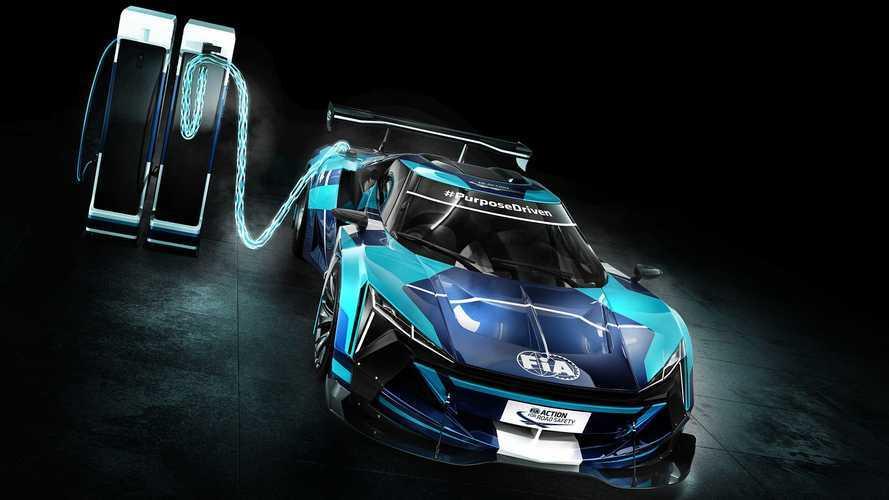 FIA cria nova categoria GT Racing elétrica com carga de 700 kW