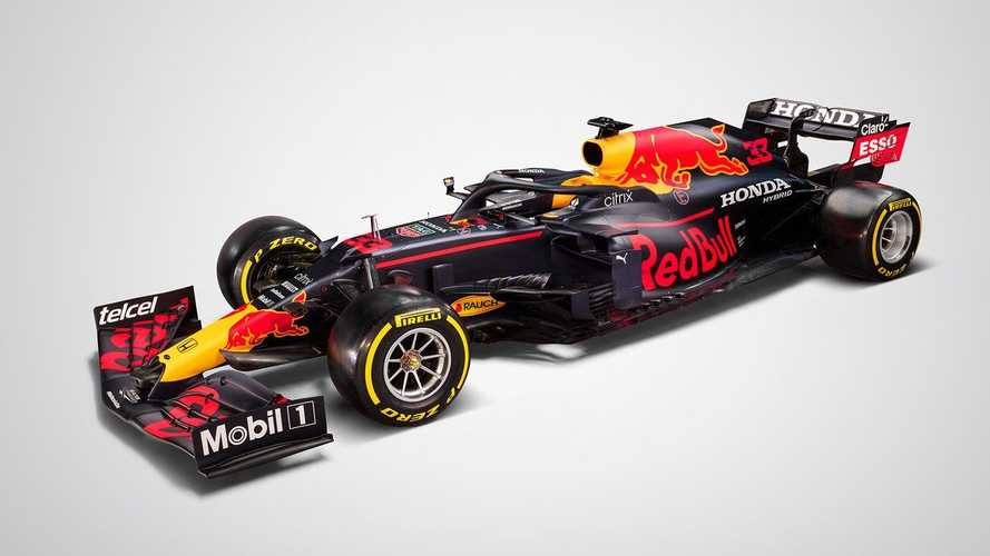 Red Bull presents its 2021 Formula 1 car