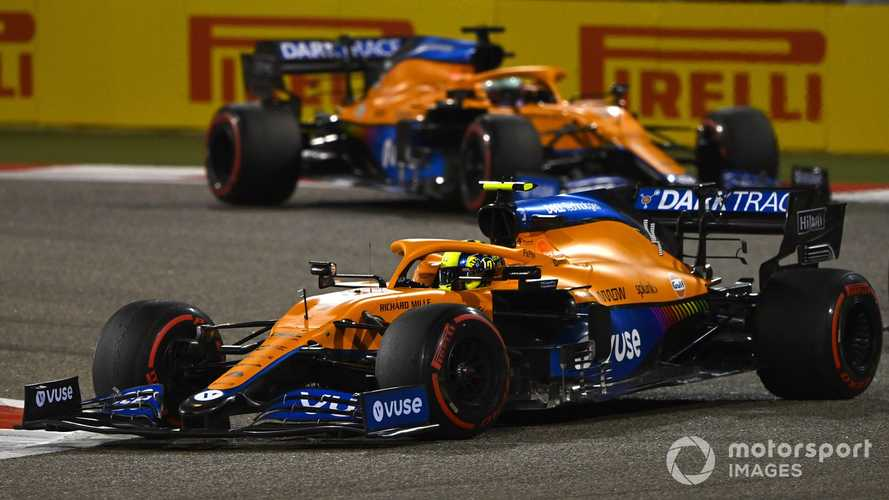 McLaren: Two quick drivers 'key' to F1 resurgence