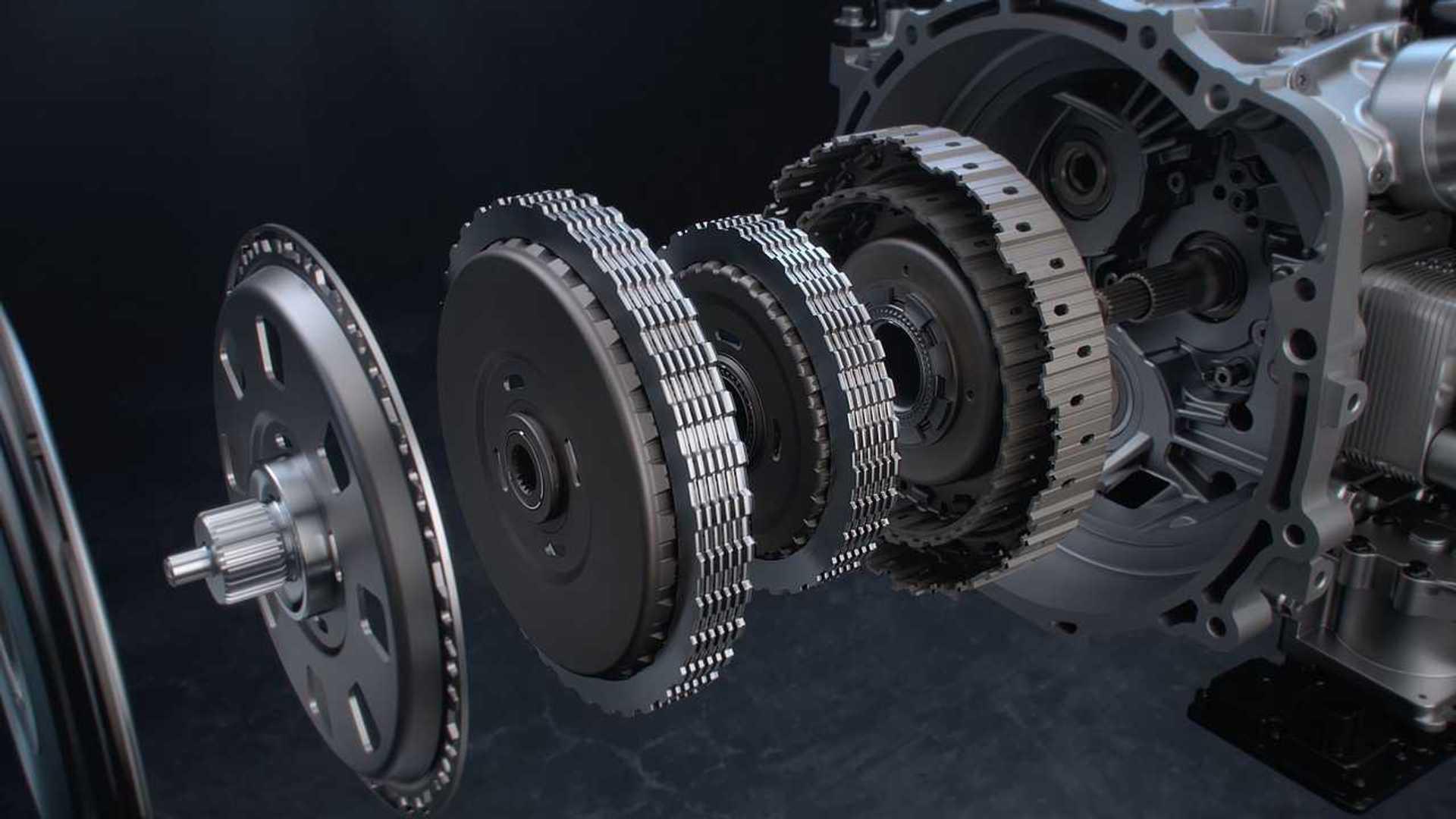Hyundai Kona N Dual-Clutch Transmission Parts