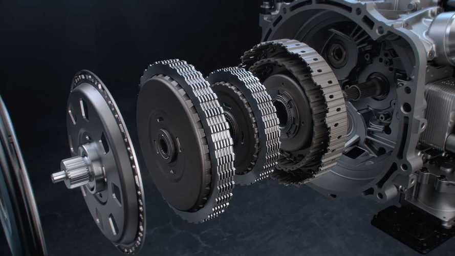 Hyundai Kona N Dual-Clutch Transmission
