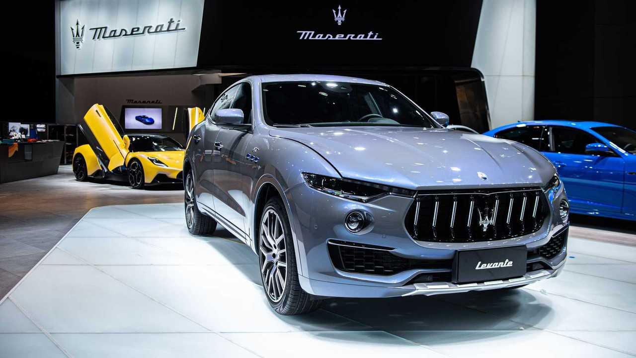 Maserati al Salone di Shanghai 2021