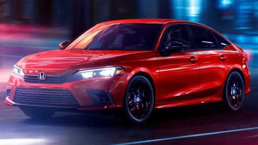 Honda Civic 2022 Debut dengan Filosofi Baru, Interior yang Berani