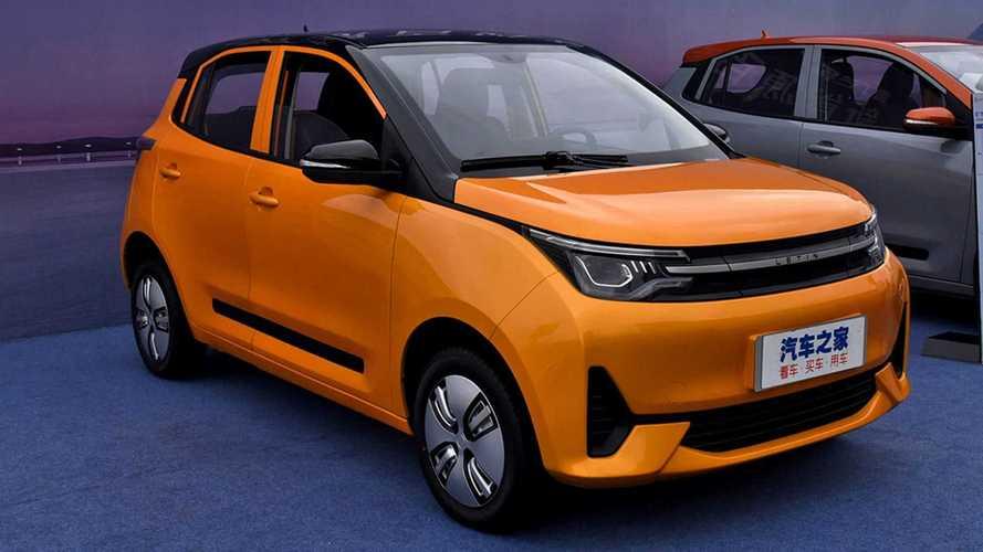 Carro elétrico popular é 'carta na manga' de nova marca na China