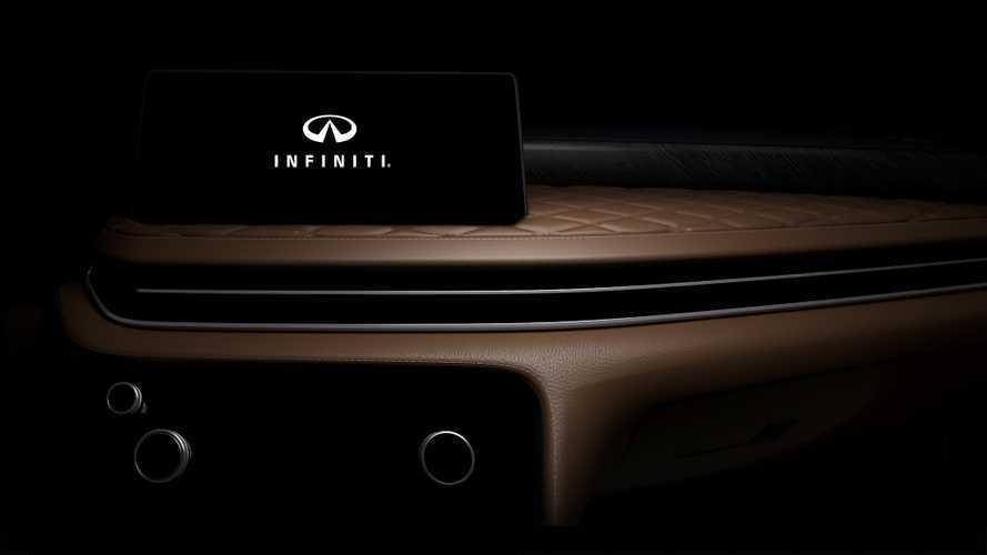 Next-Gen Infiniti QX60 Teases Its Interior Ahead Of June 23 Debut