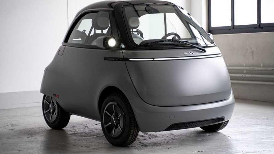 Взгляните на утвержденный дизайн электрокара Microlino