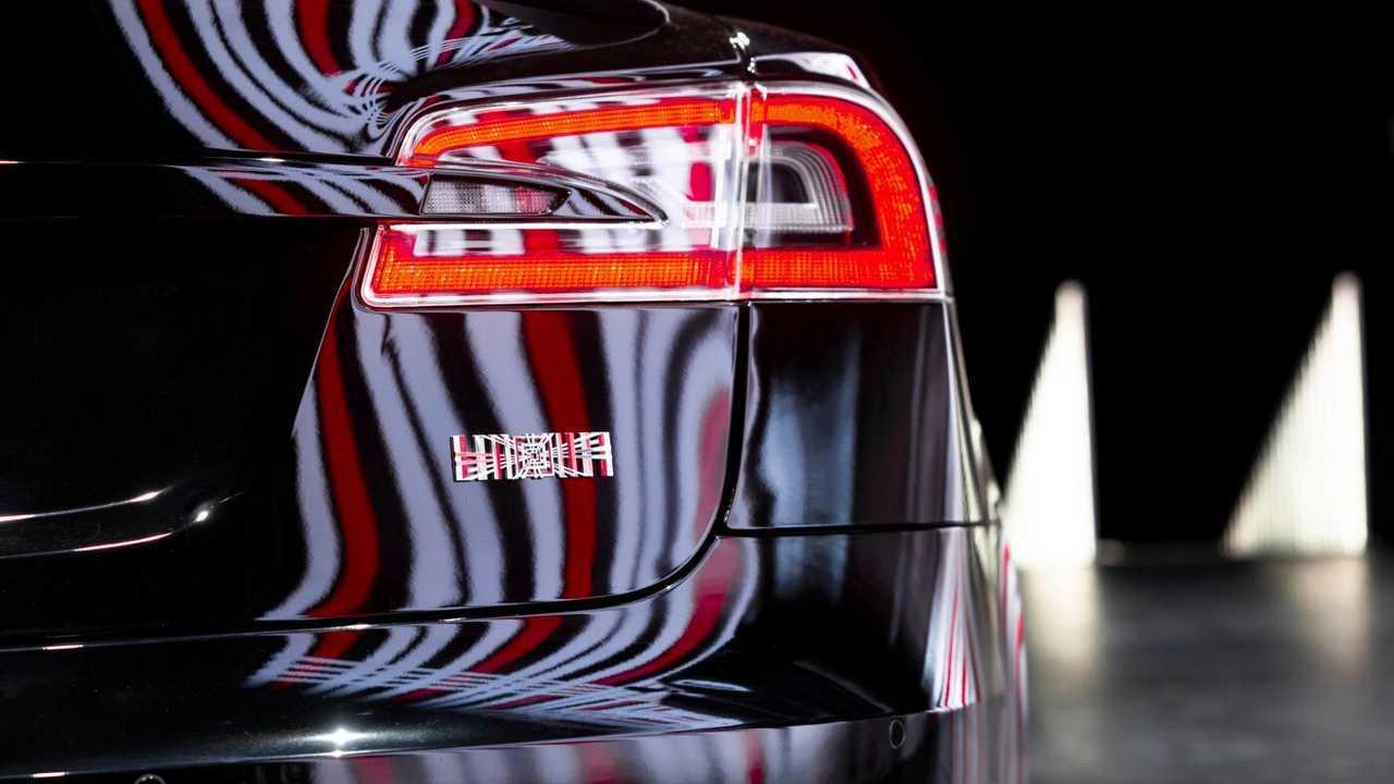 Tiro de Tesla Model S
