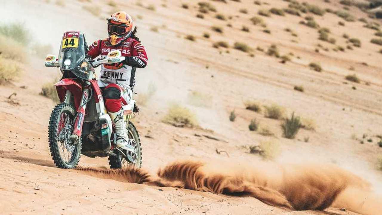 Laia Sanz - Dakar Rally 2021 (Sand)
