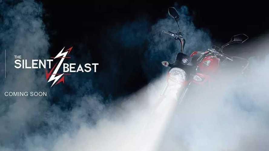 New Okinawa Electric Bike Is Part Honda Monkey, Part Ducati Monster
