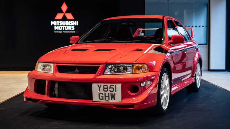 Evo VI Tommi Makinen becomes most expensive Lancer sold at auction