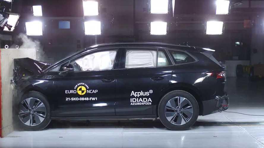 2021 Euro NCAP Round 2