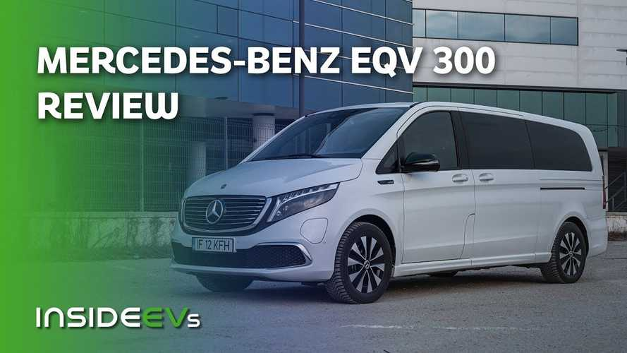 Should Mercedes Sell The EQV Electric Minivan In The US?