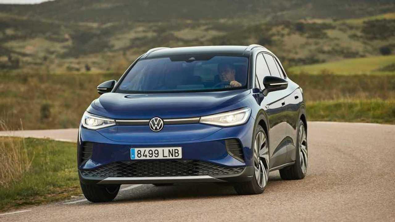 Volkswagen ID.4 2021, primera prueba