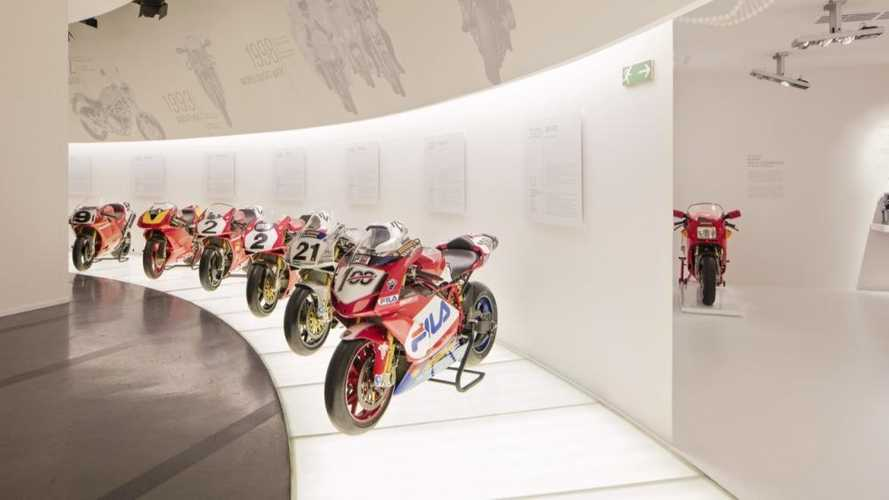 Ducati Museum Reopens Its Doors Starting 21st May