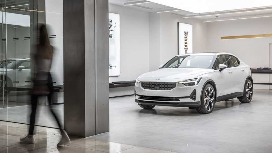 Polestar To Open 15 New U.S. Showrooms In 2021