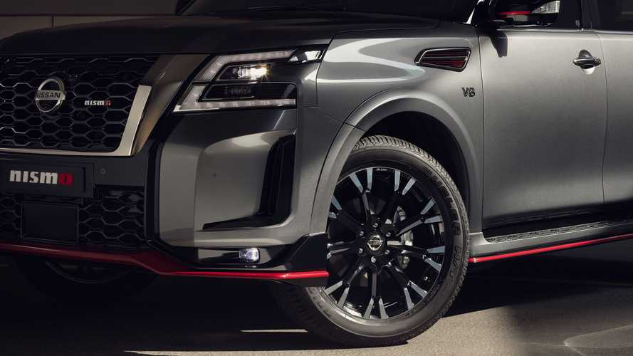 Nissan Considering Nismo Truck And SUV For US Market