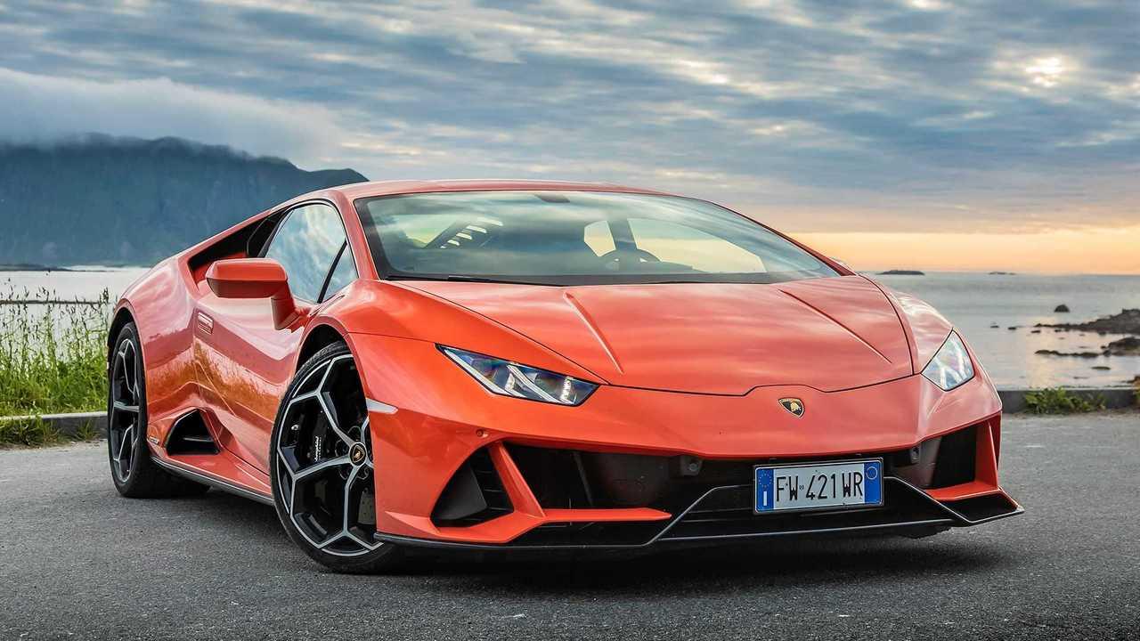 Neues Konnektivitätspaket für Lamborghini Huracán Evo