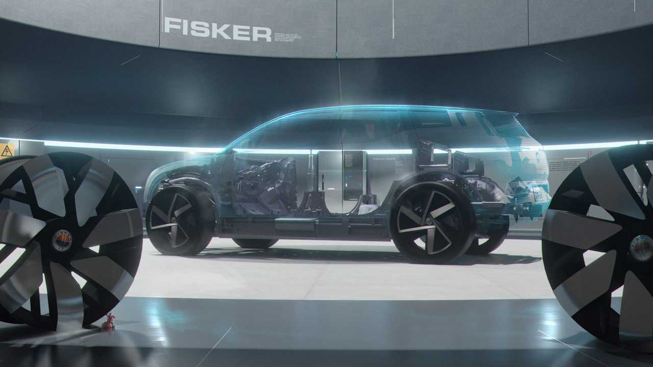Fisker And Magna Sign Final Production And Platform Deal For The Ocean
