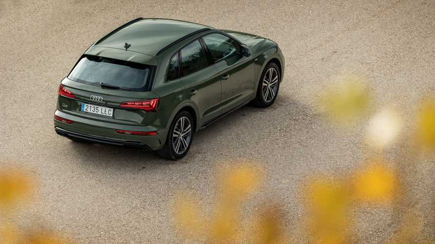 Audi Q5, A6 y A7 Sportback TFSIe: más autonomía eléctrica