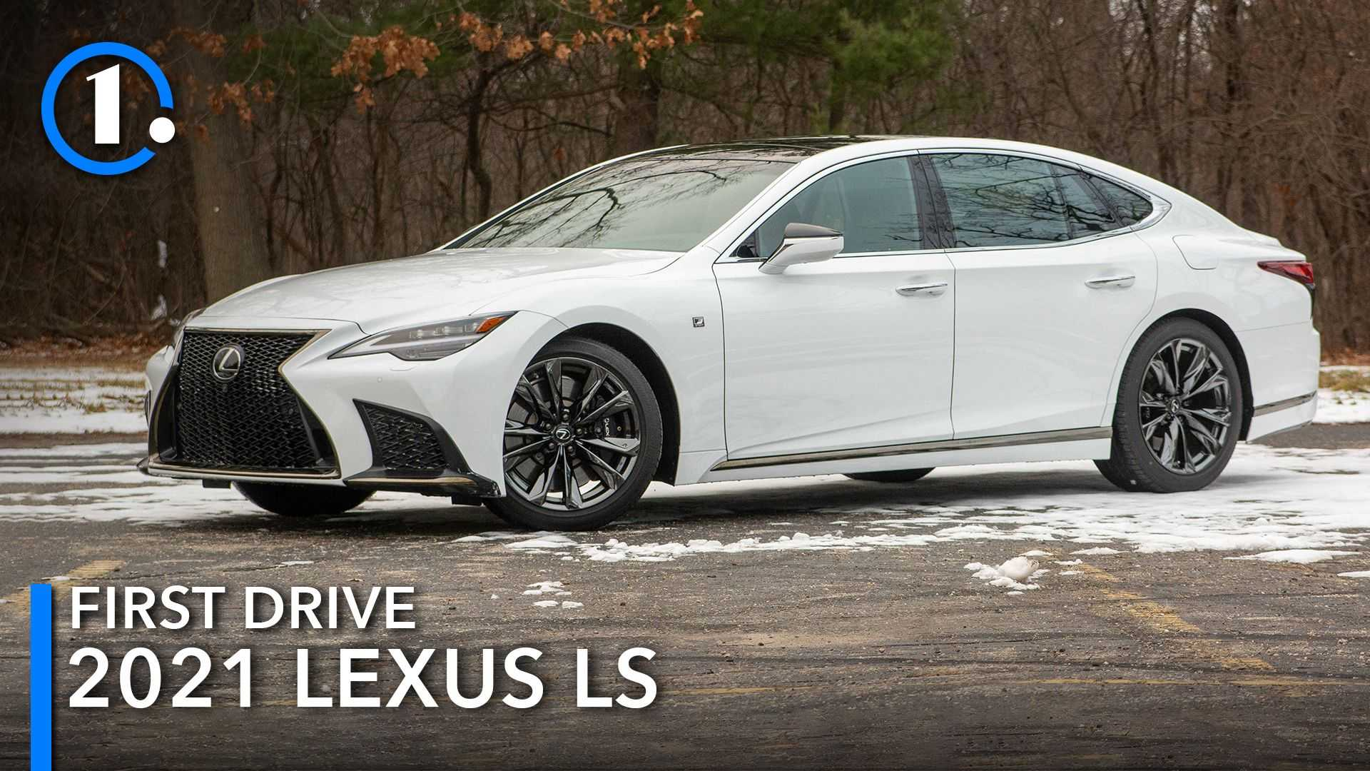 2021 lexus ls first drive review: odd priorities