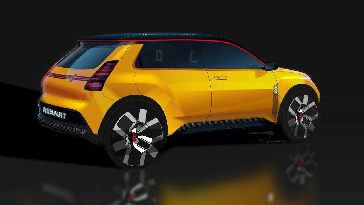 Renault Antecipa Carro Eletrico Retro E Acessivel Que Ira Suceder O Zoe