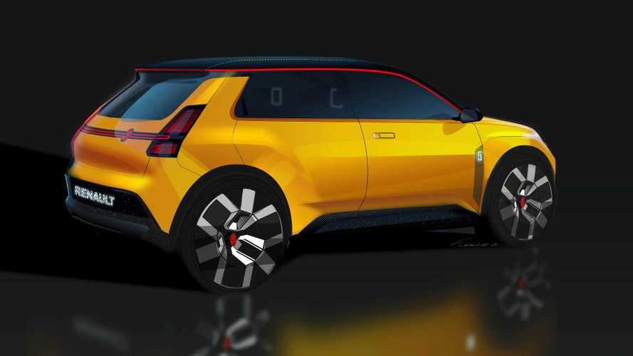 Renault 5 elétrico terá uma versão esportiva GTi: será o Alpine 5