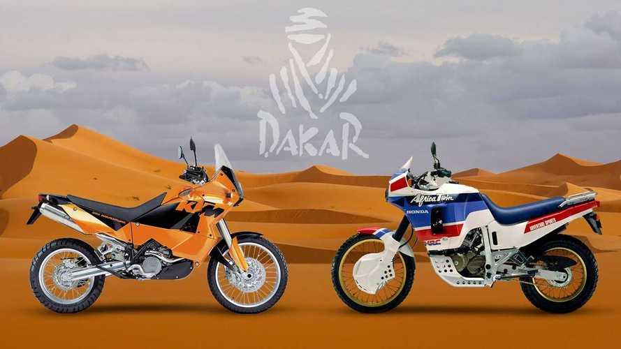 Dakar: 5 moto che hanno avuto successo nel deserto... e sul mercato