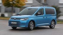 VW Caddy (2021): Neue Generation jetzt im Handel