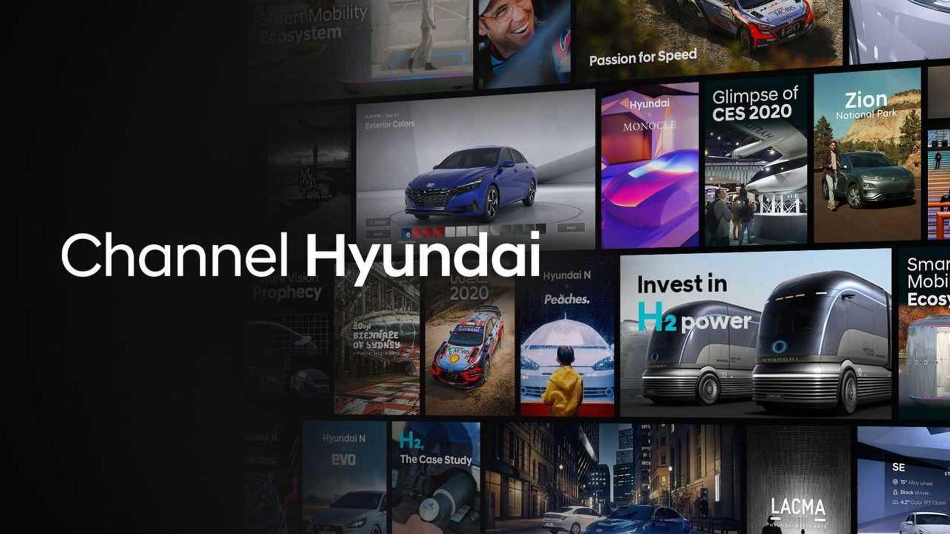 Channel Hyundai