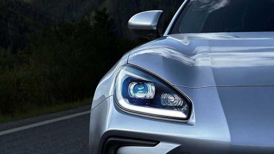 Subaru BRZ (2021) - Rendez-vous le 18 novembre