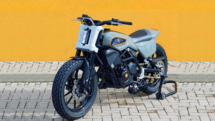 Harley-Davidson XR338 La Grintosa by Engines Engineering