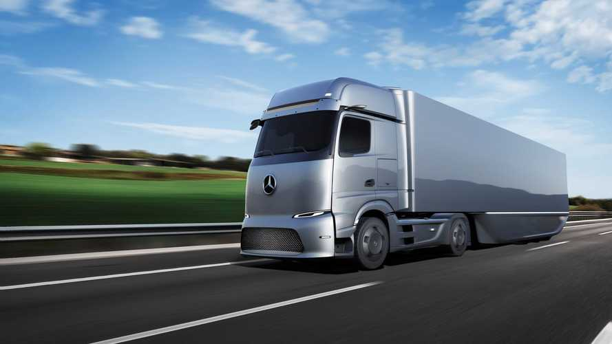 Mercedes-Benz eActros LongHaul to be ready in 2024