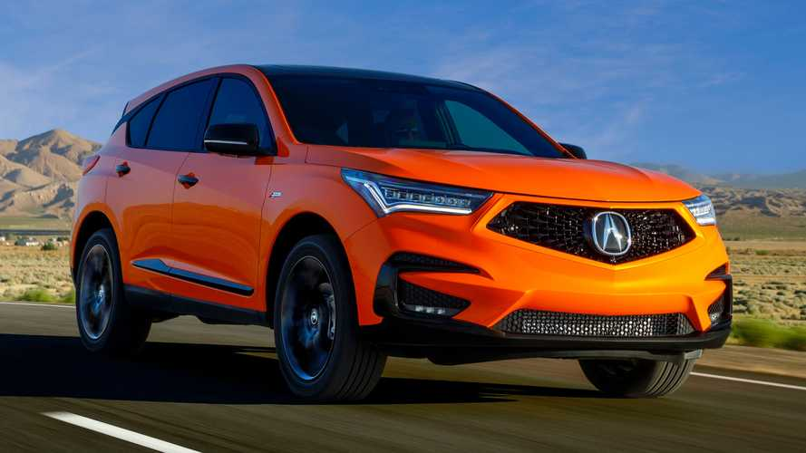 Acura Dealers Want More SUVs In the Lineup